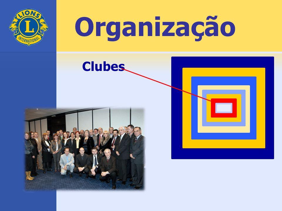 Organização Clubes.