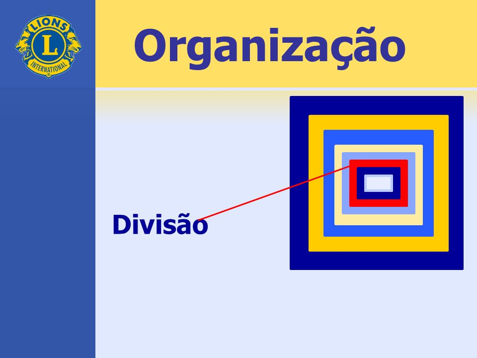 Organização Divisão.