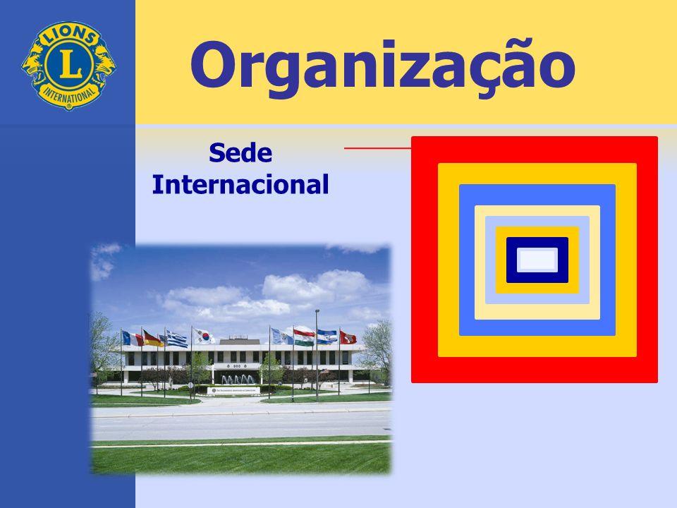 Organização Sede Internacional