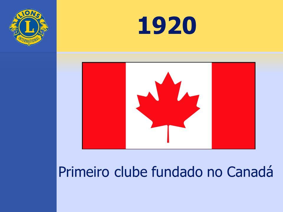 Primeiro clube fundado no Canadá