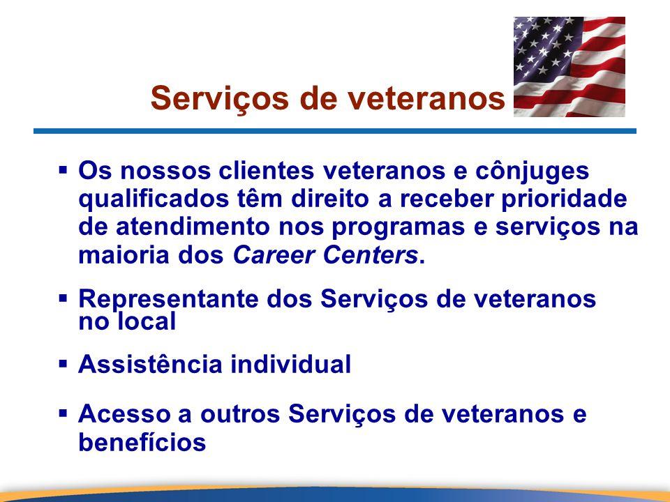 Serviços de veteranos