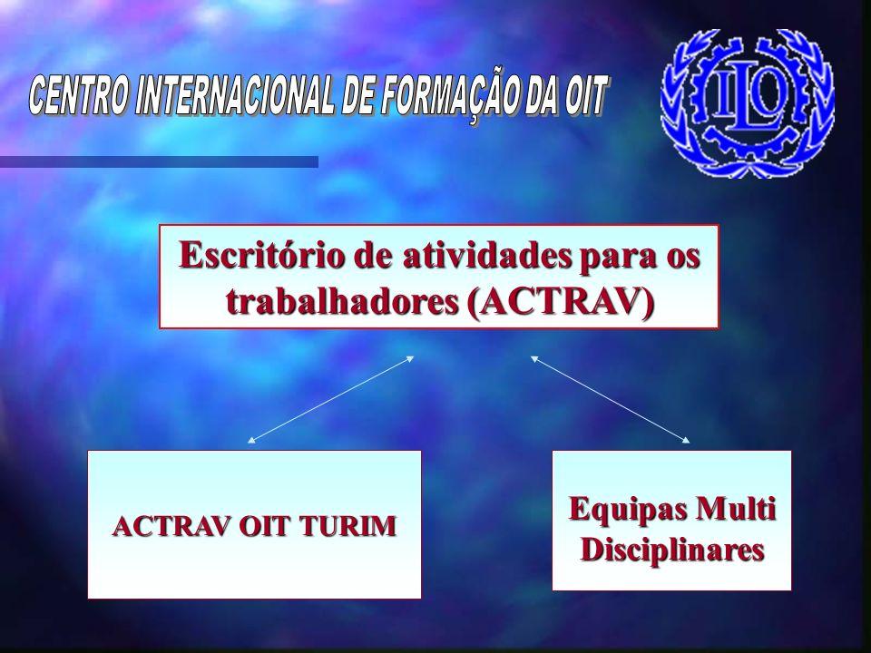 Escritório de atividades para os trabalhadores (ACTRAV)