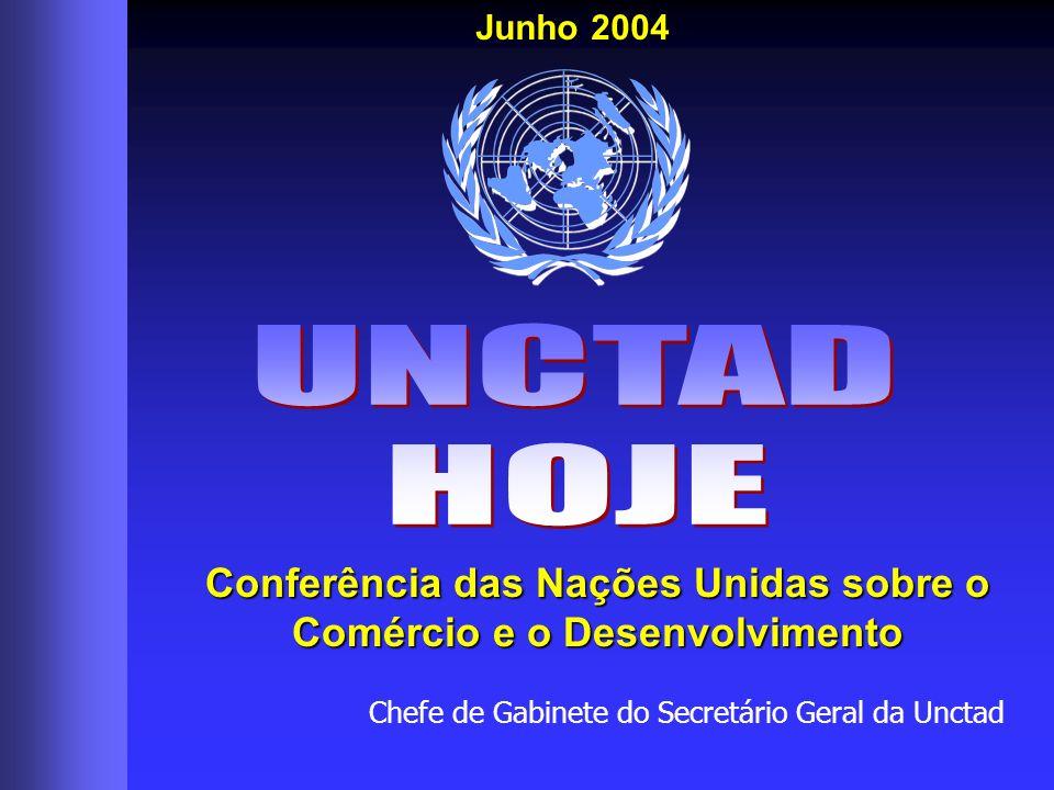 Conferência das Nações Unidas sobre o Comércio e o Desenvolvimento