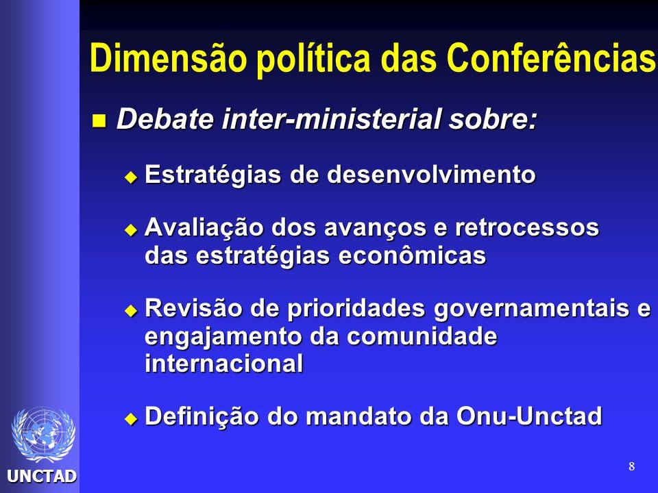 Dimensão política das Conferências