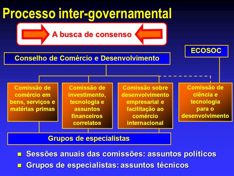 Processo inter-governamental