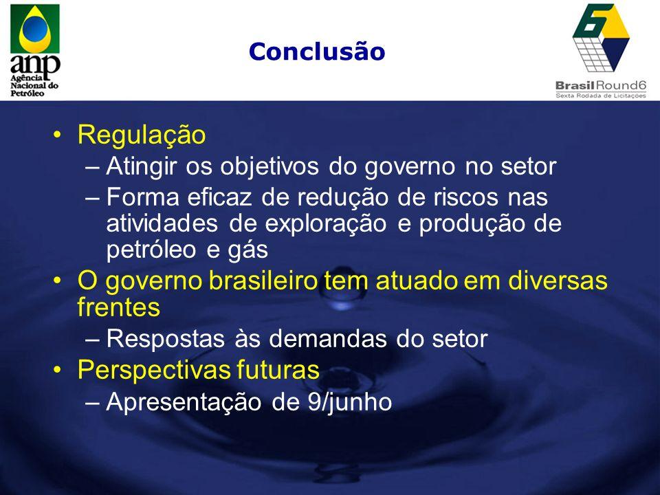 O governo brasileiro tem atuado em diversas frentes