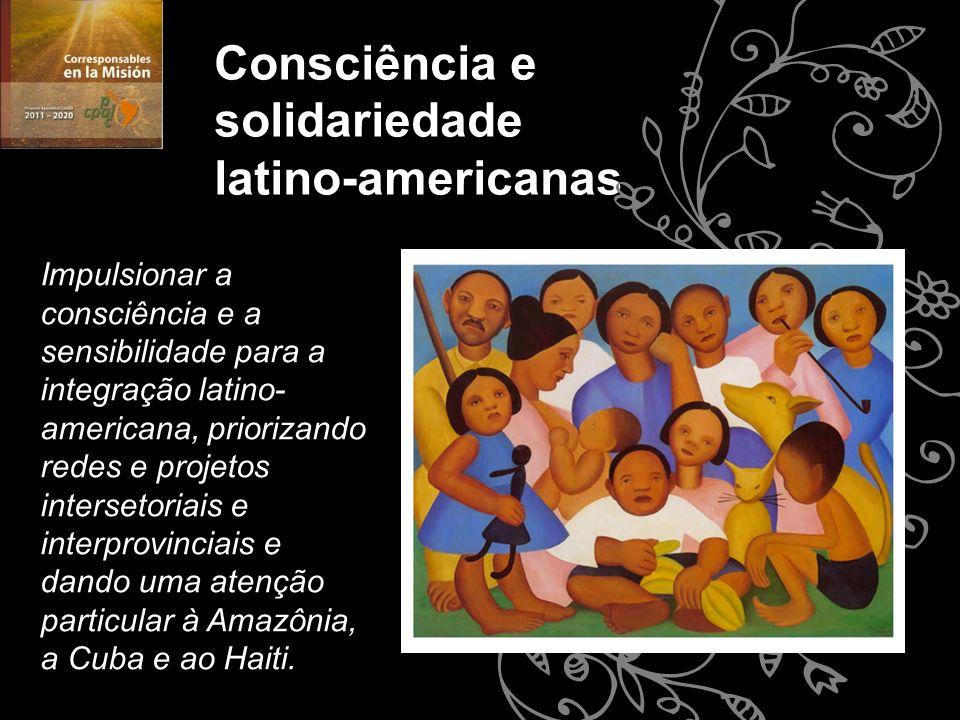 Consciência e solidariedade latino-americanas