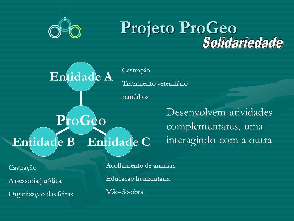 Projeto ProGeo Solidariedade