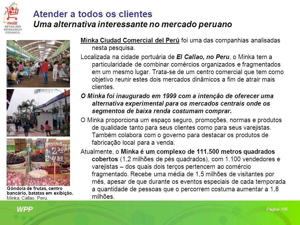Atender a todos os clientes Uma alternativa interessante no mercado peruano