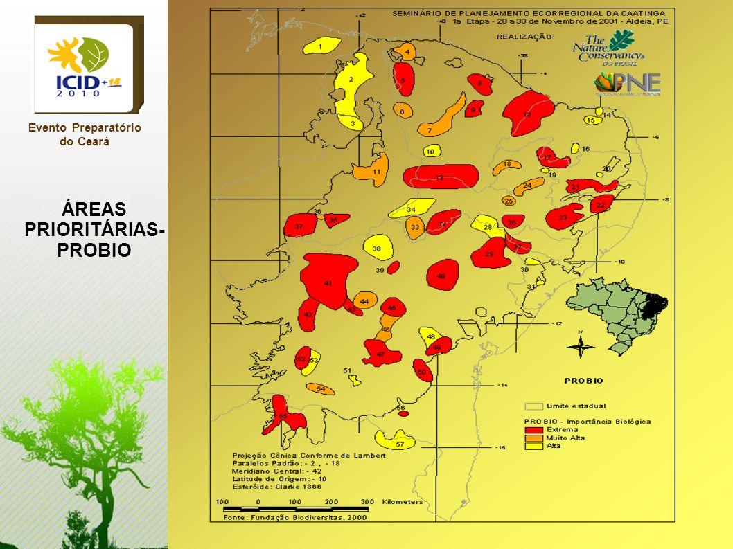 Evento Preparatório do Ceará