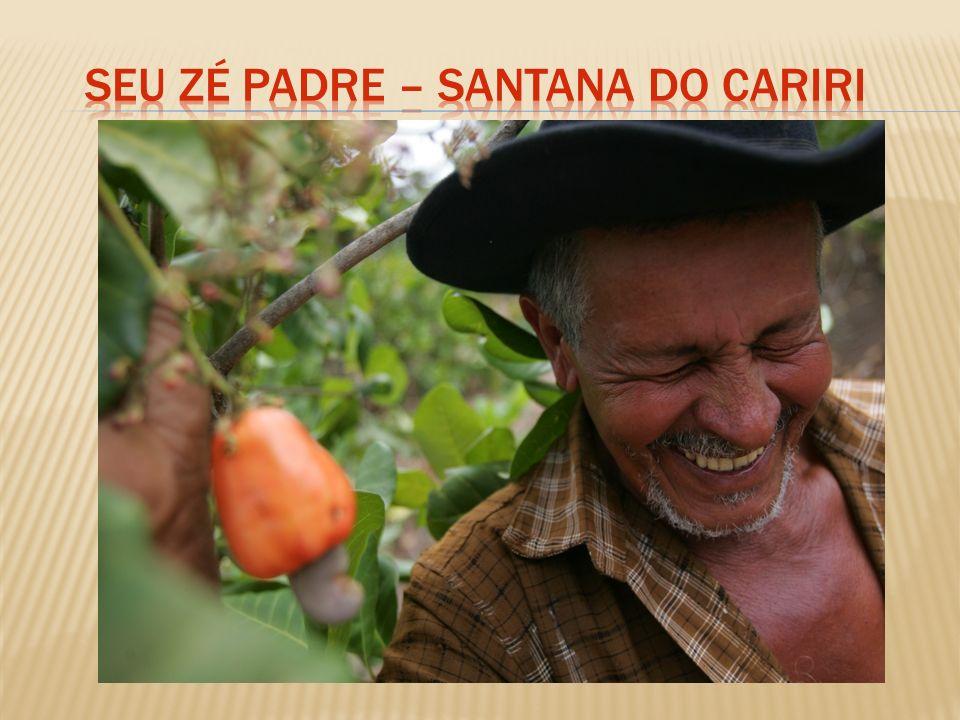 Seu Zé Padre – Santana do Cariri
