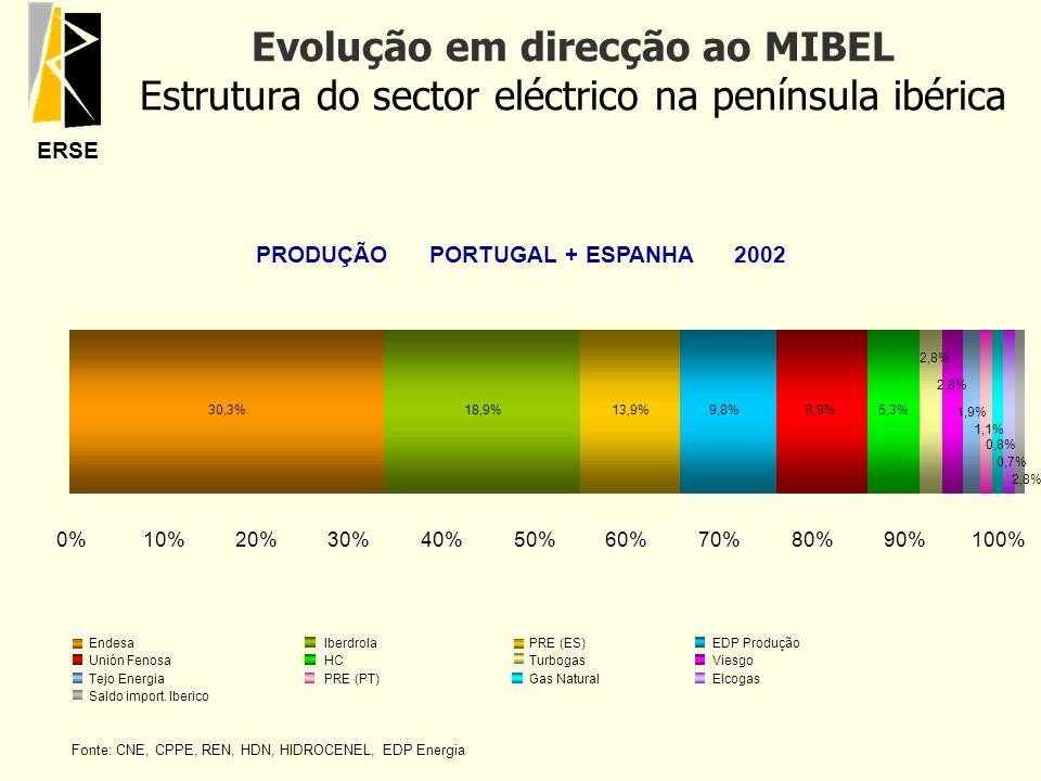 PRODUÇÃO PORTUGAL + ESPANHA 2002