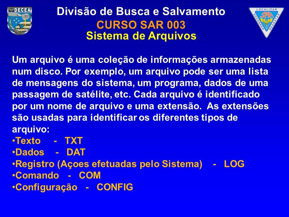 Registro (Açoes efetuadas pelo Sistema) - LOG Comando - COM