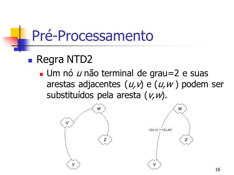Pré-Processamento Regra NTD2