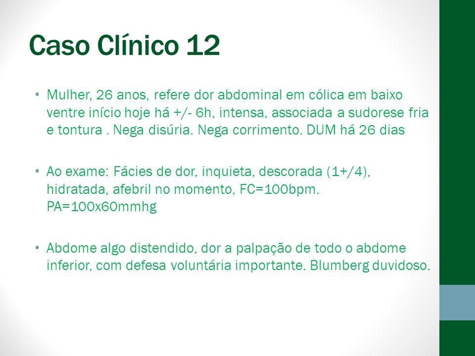 Caso Clínico 12