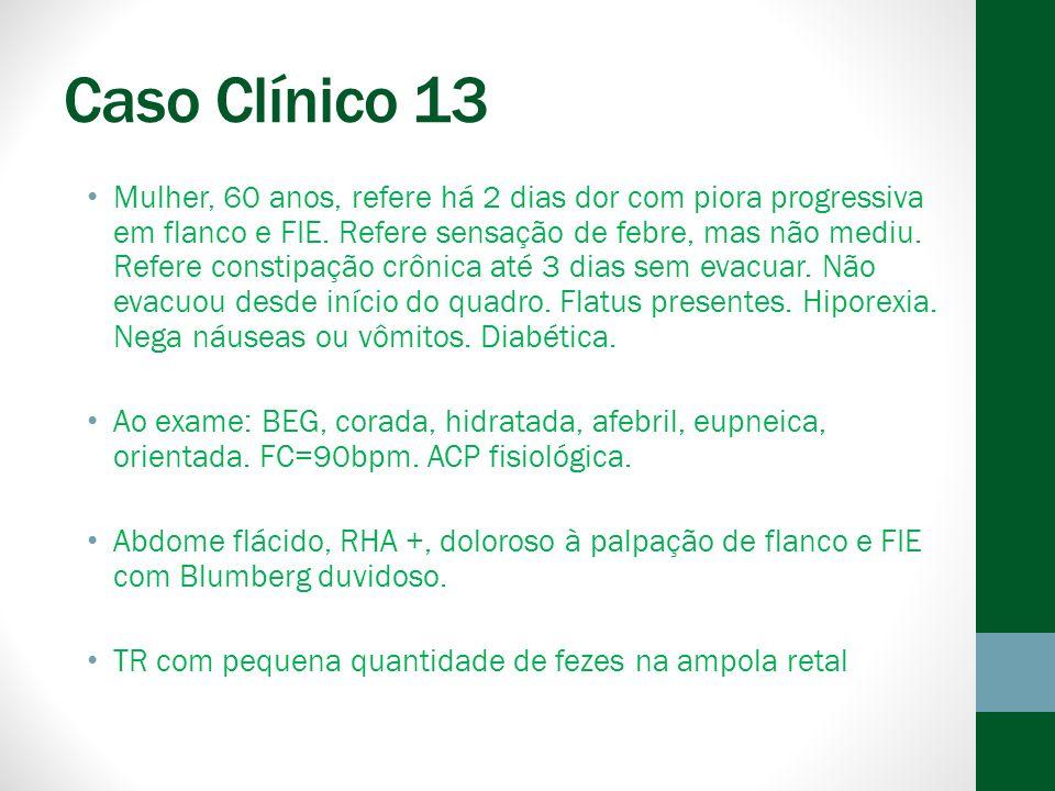 Caso Clínico 13