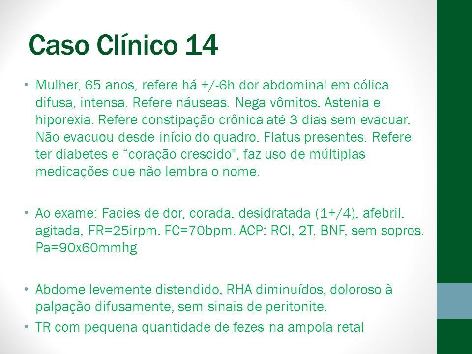 Caso Clínico 14