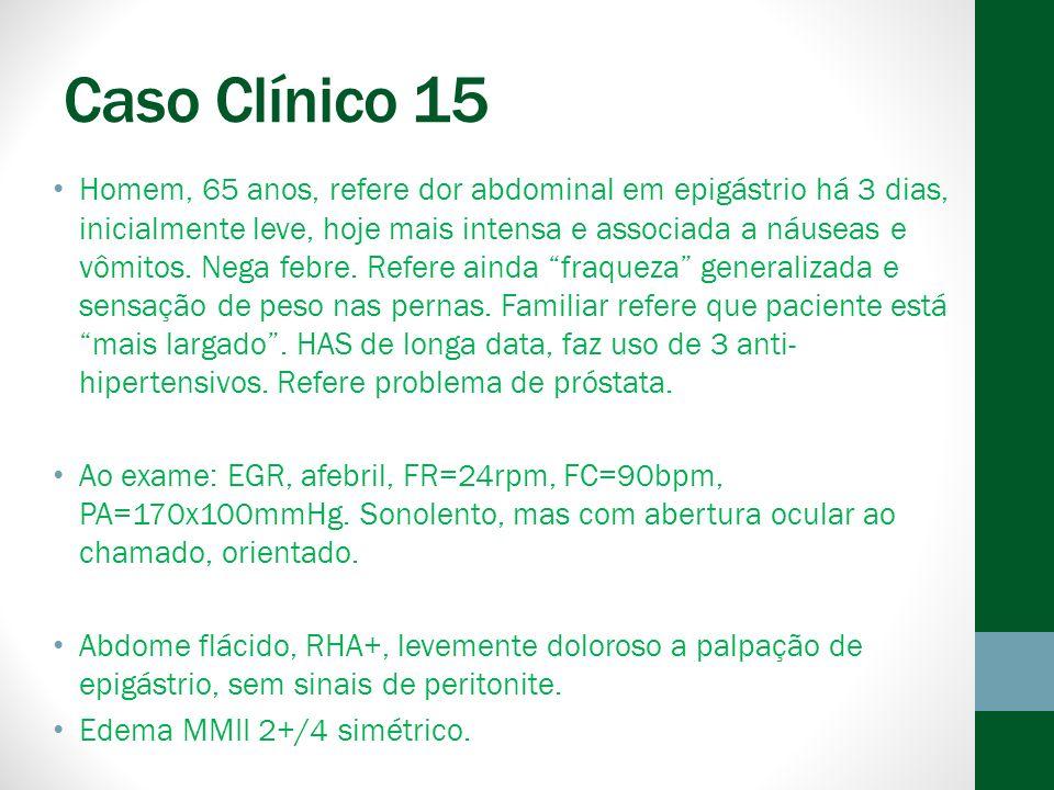 Caso Clínico 15