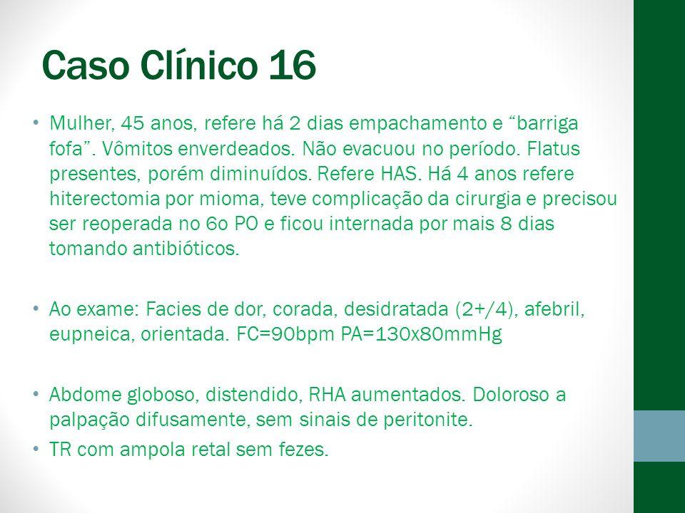 Caso Clínico 16