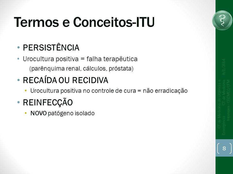 Termos e Conceitos-ITU