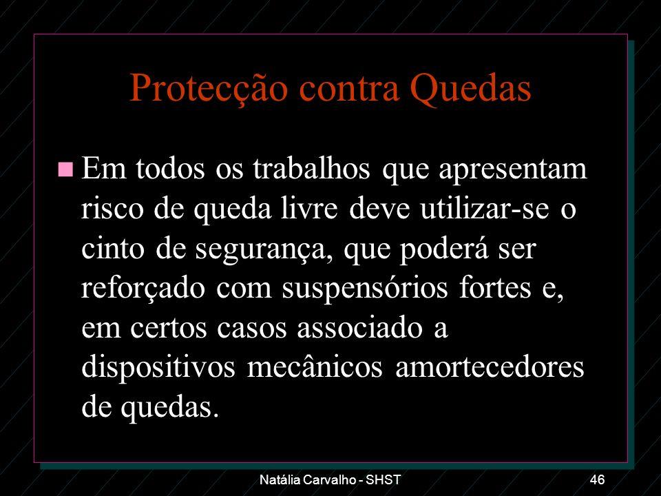 Protecção contra Quedas