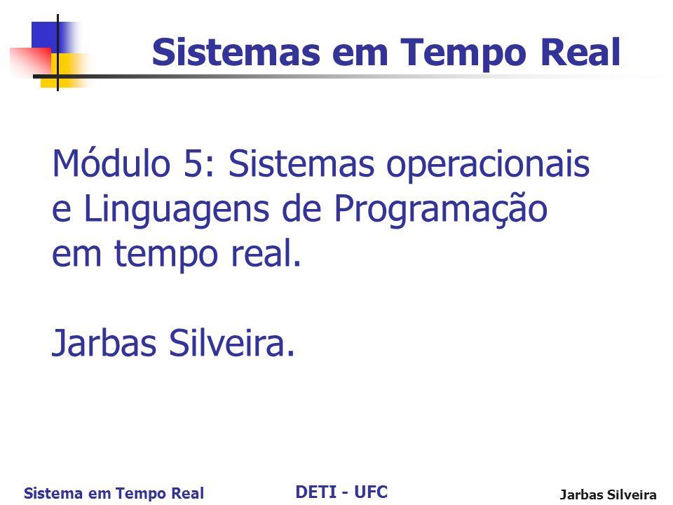 Módulo 5: Sistemas operacionais e Linguagens de Programação