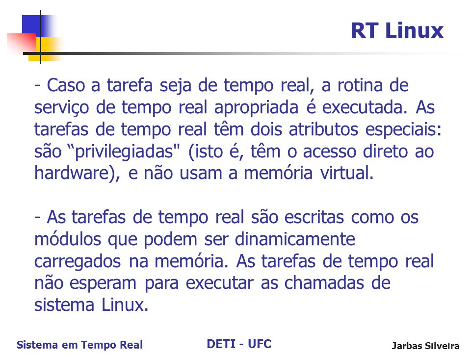 RT Linux