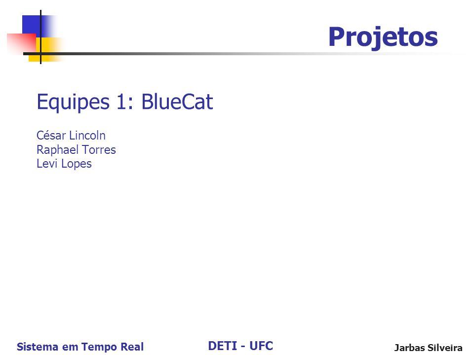 Equipes 1: BlueCat César Lincoln Raphael Torres Levi Lopes