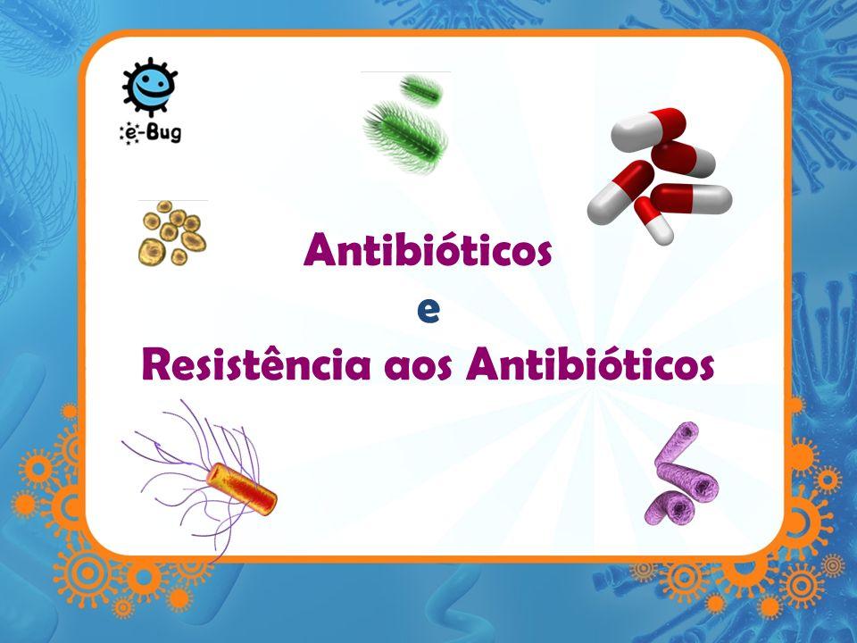 Antibióticos e Resistência aos Antibióticos