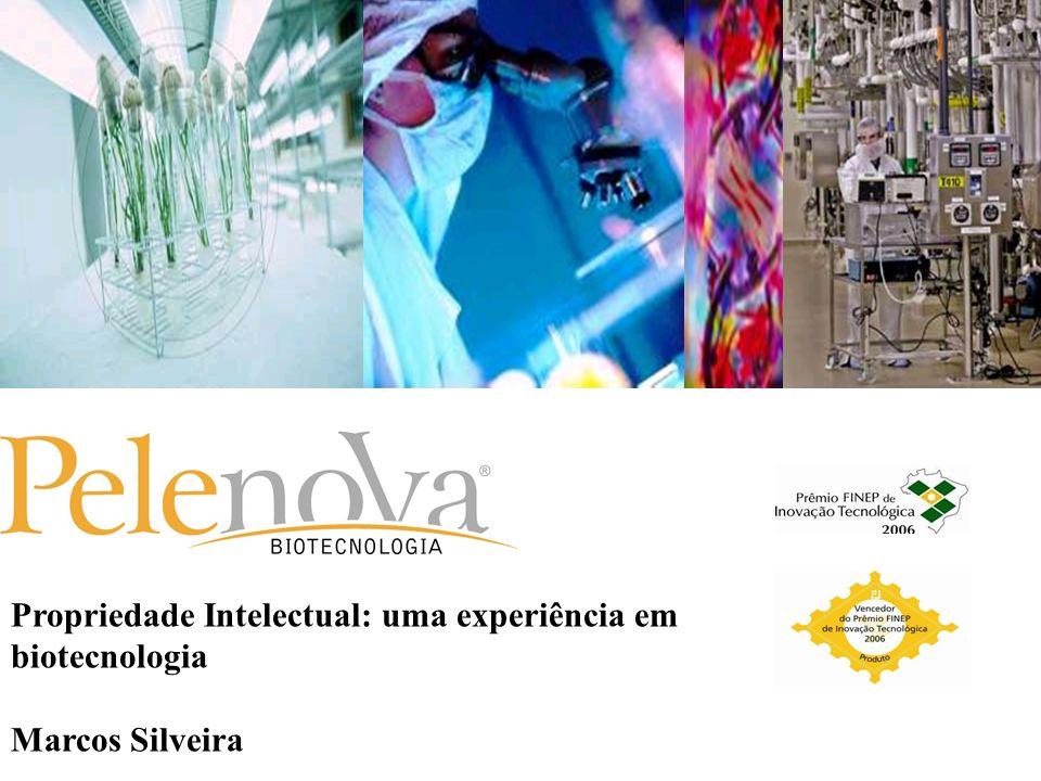 Propriedade Intelectual: uma experiência em biotecnologia