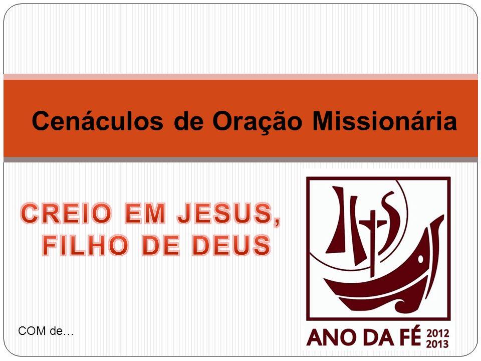 Cenáculos de Oração Missionária
