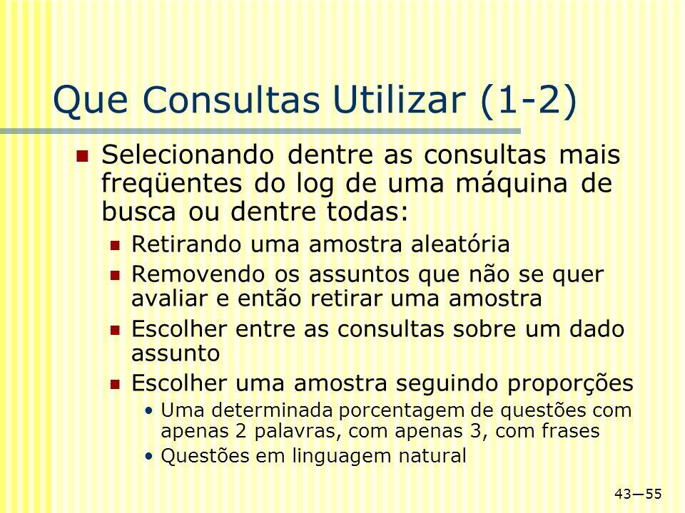 Que Consultas Utilizar (1-2)