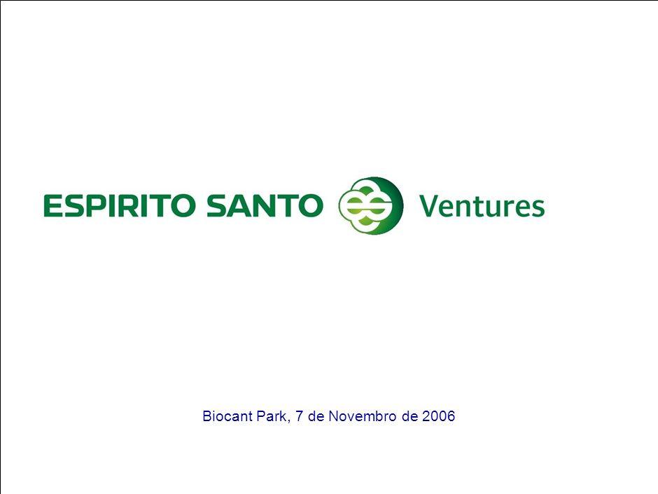 Biocant Park, 7 de Novembro de 2006