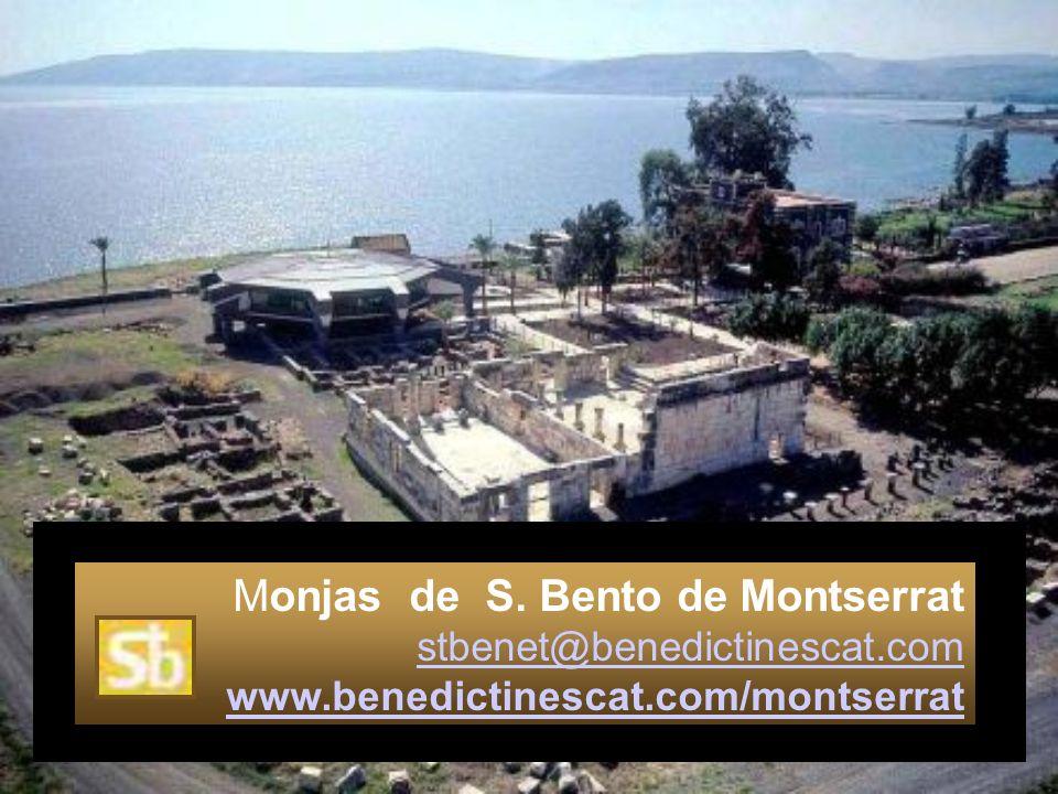 Monjas de S. Bento de Montserrat stbenet@benedictinescat. com www