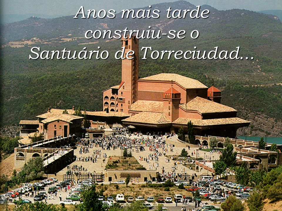 Santuário de Torreciudad...
