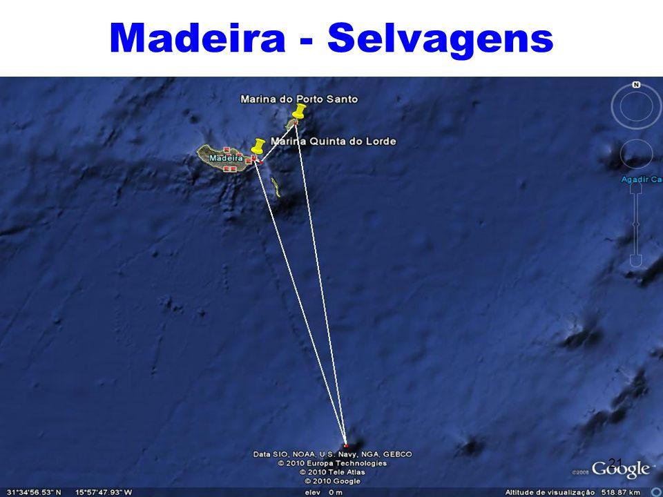 Madeira - Selvagens