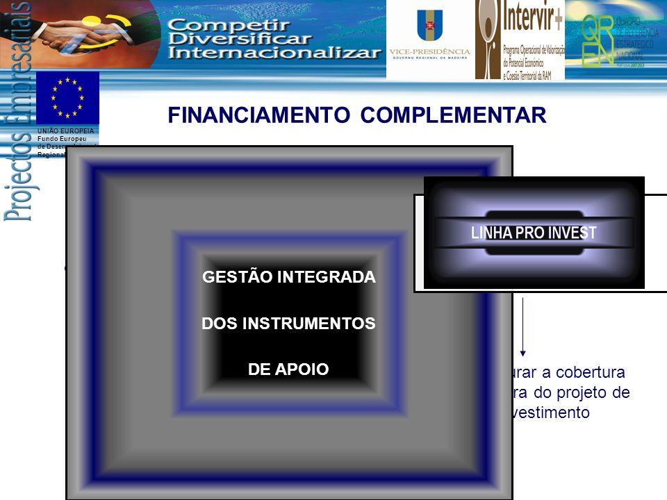FINANCIAMENTO COMPLEMENTAR