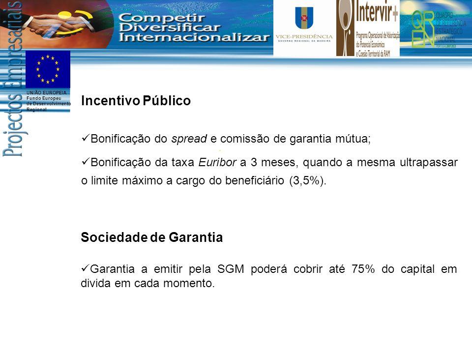 Incentivo Público Sociedade de Garantia