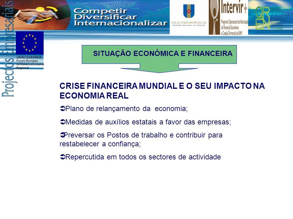 SITUAÇÃO ECONÓMICA E FINANCEIRA