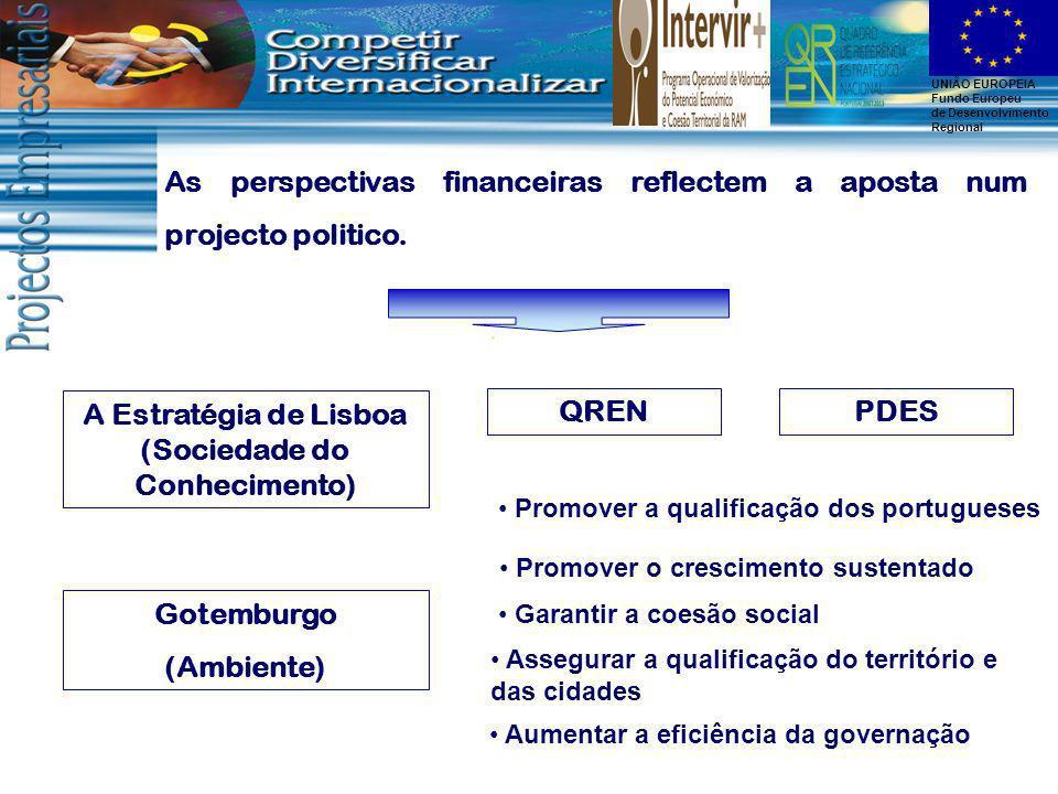 A Estratégia de Lisboa (Sociedade do Conhecimento)