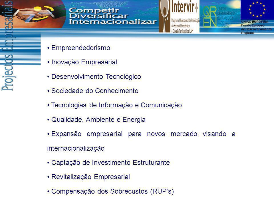 EmpreendedorismoInovação Empresarial. Desenvolvimento Tecnológico. Sociedade do Conhecimento. Tecnologias de Informação e Comunicação.