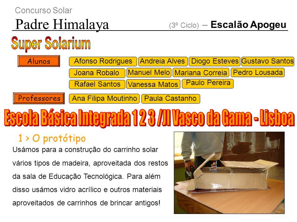 Escola Básica Integrada 1 2 3 /JI Vasco da Gama - Lisboa