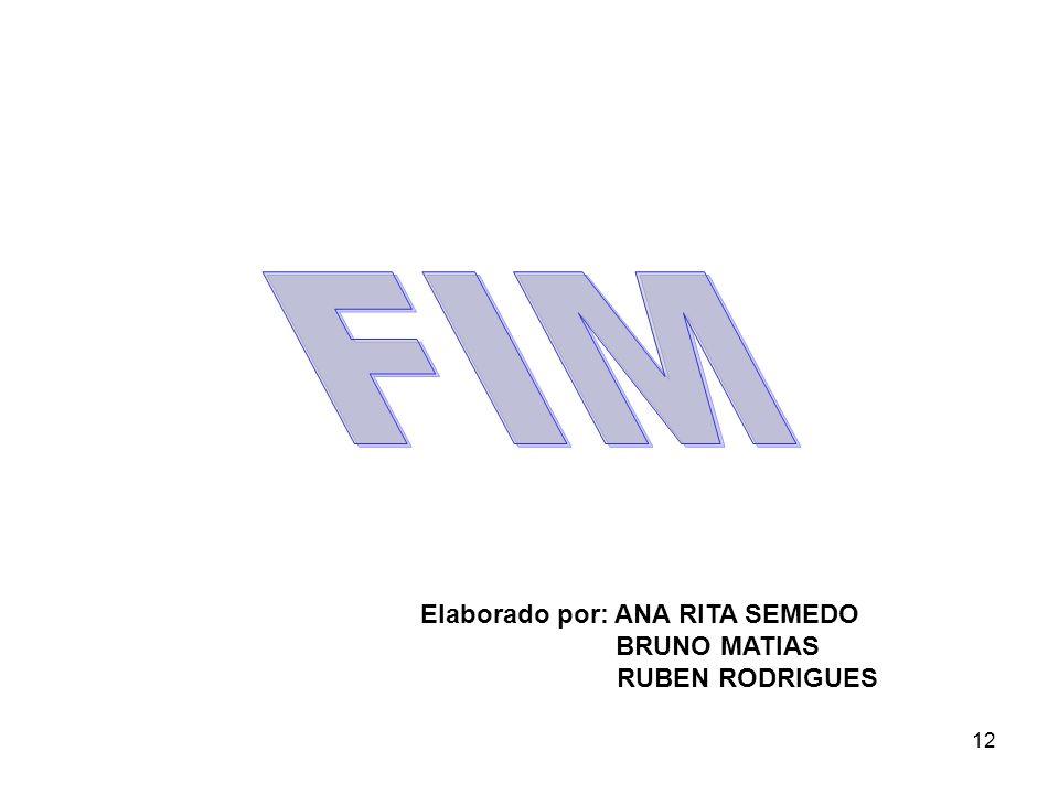 Elaborado por: ANA RITA SEMEDO