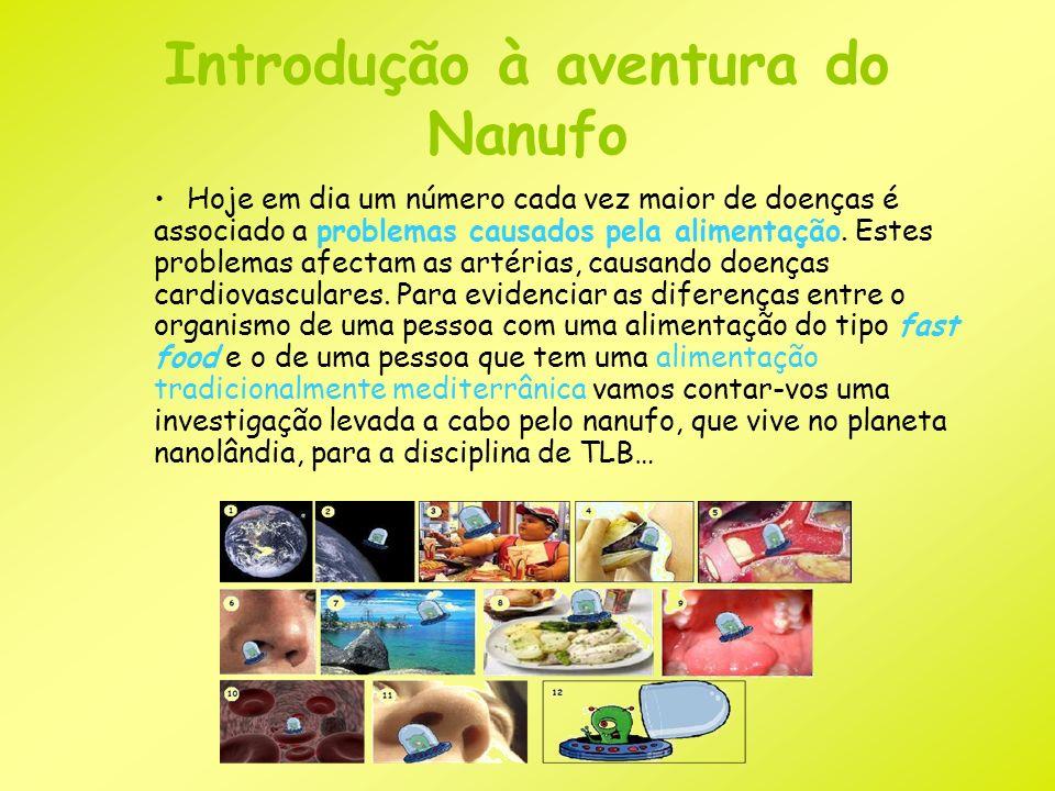 Introdução à aventura do Nanufo