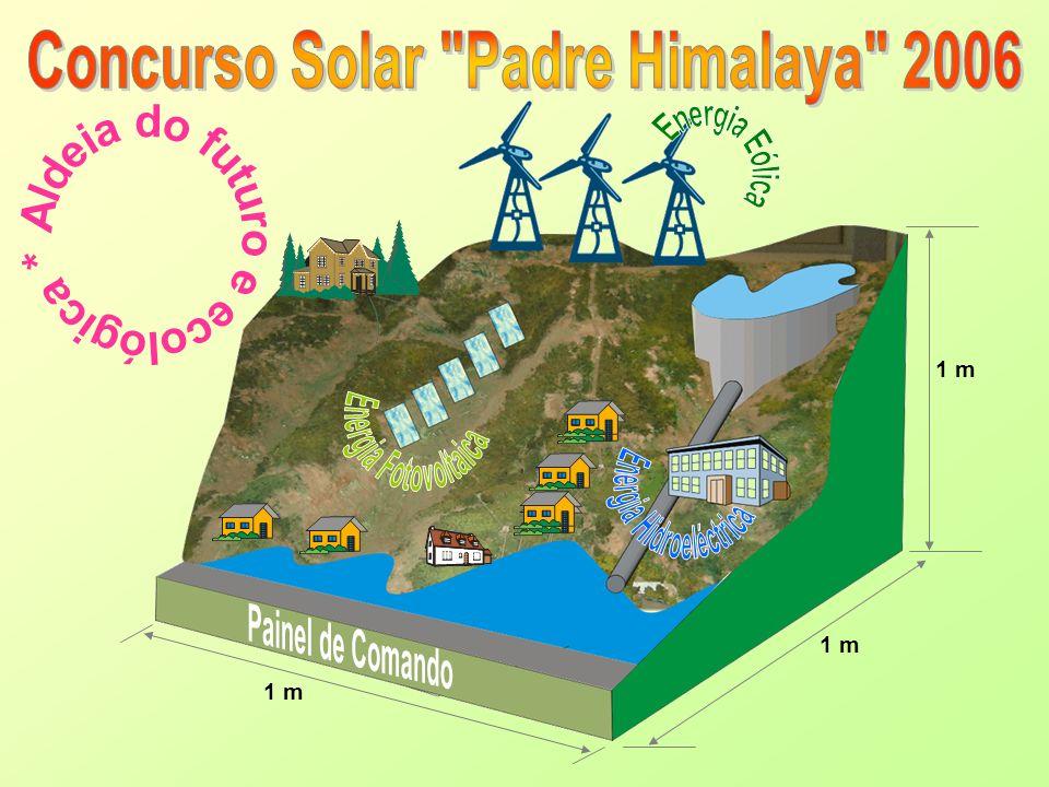 Concurso Solar Padre Himalaya 2006 Energia Eólica