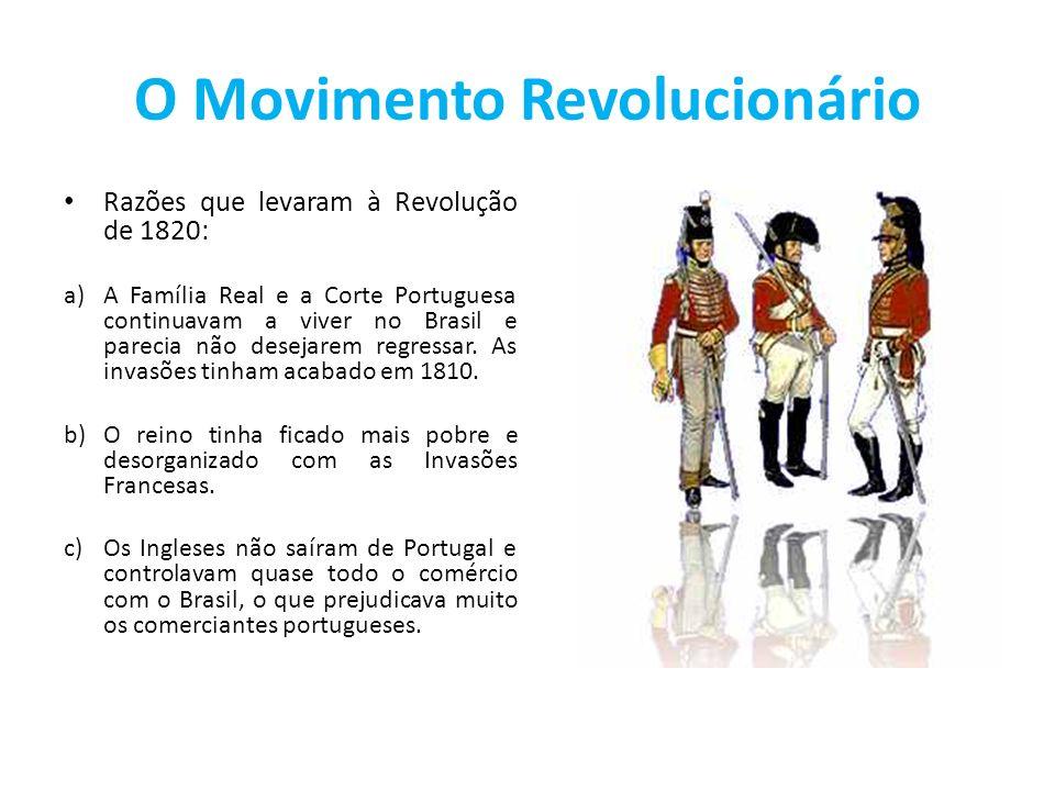 O Movimento Revolucionário