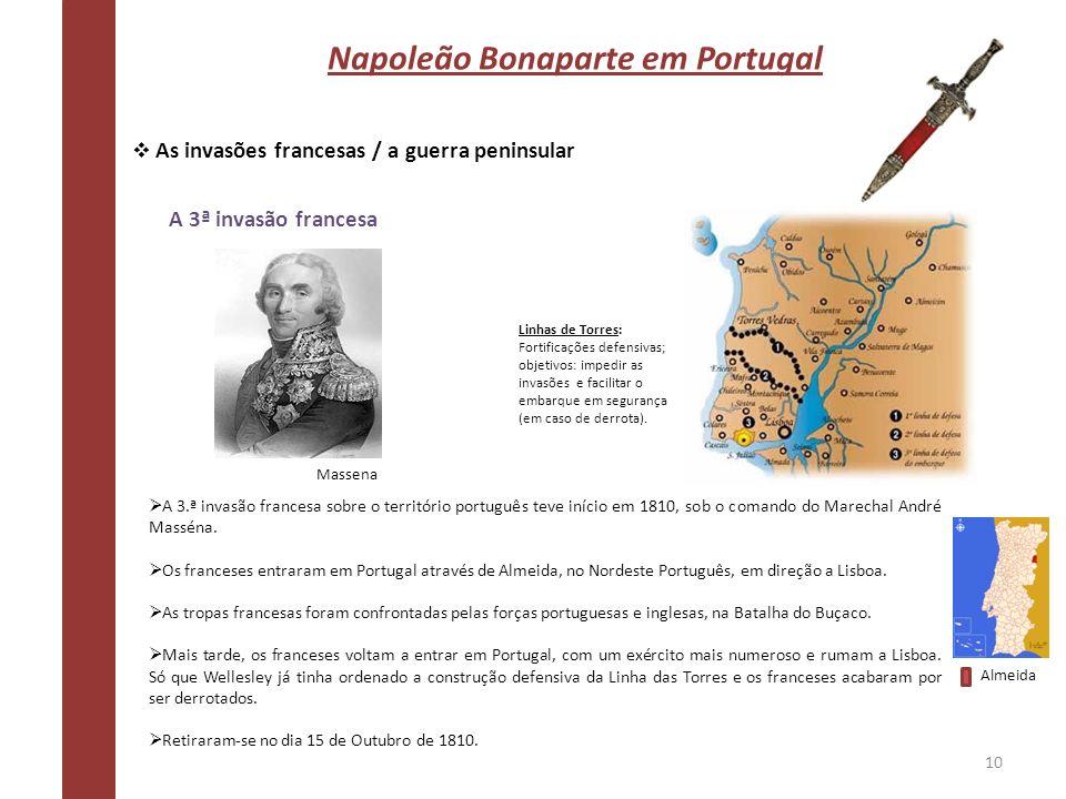 Napoleão Bonaparte em Portugal