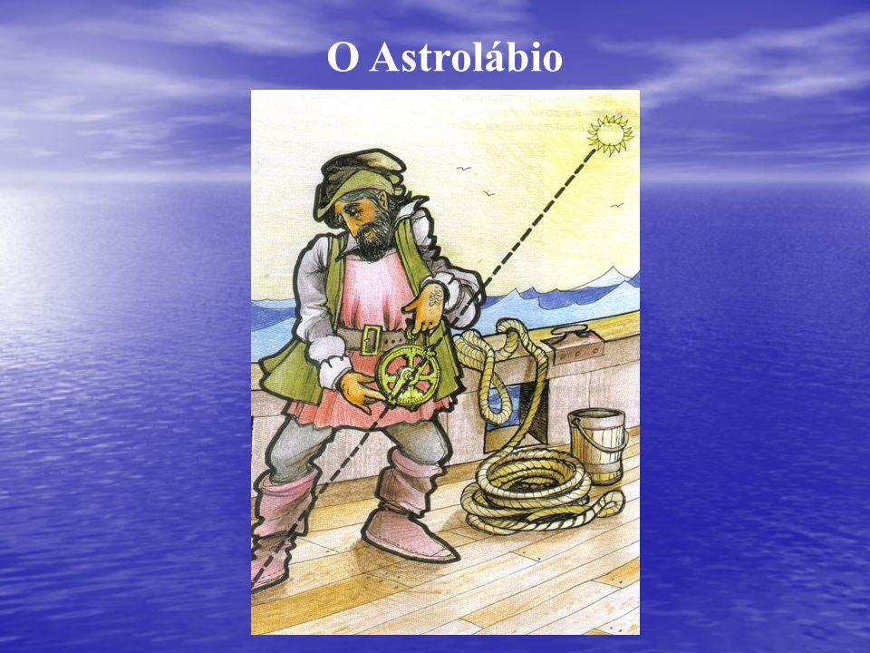 O Astrolábio