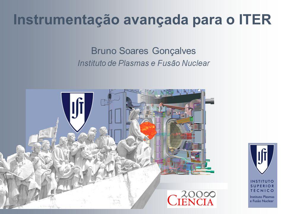 Instrumentação avançada para o ITER