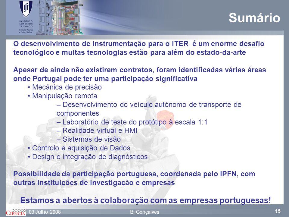 Estamos a abertos à colaboração com as empresas portuguesas!